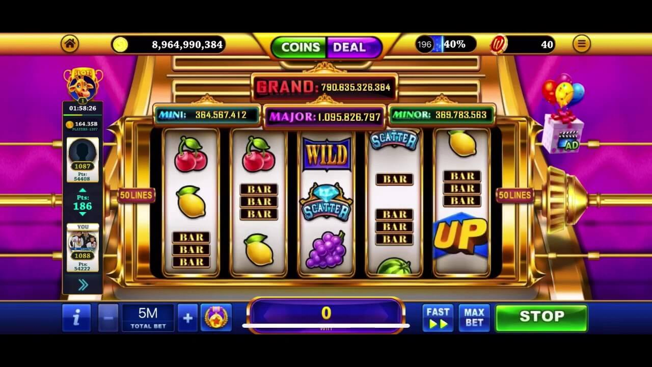 How to bet on a slot machine?